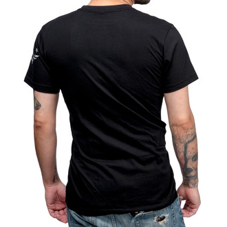 hardcore póló férfi - Machine Shop - WORNSTAR, WORNSTAR