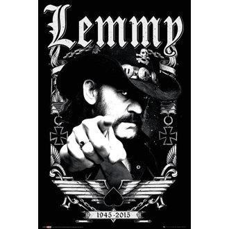 Lemmy poszter - Dates - GB posters, GB posters, Motörhead