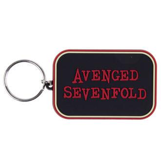 Avenged Sevenfold kulcstartó - Logo - BRAVADO, BRAVADO, Avenged Sevenfold