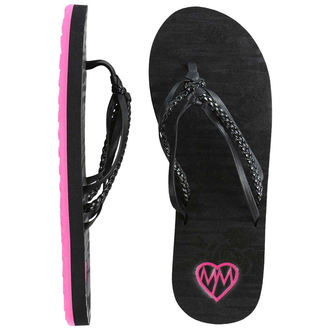 flip-flop női - METAL MULISHA, METAL MULISHA