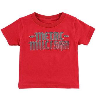 utcai póló gyermek - FRONT - METAL MULISHA, METAL MULISHA
