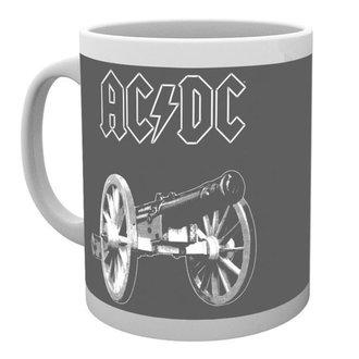AC/DC bögre - Logo - GB posters, GB posters, AC-DC