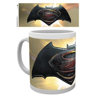 Batman Vs Superman bögre - Logo alt - GB posters, GB posters