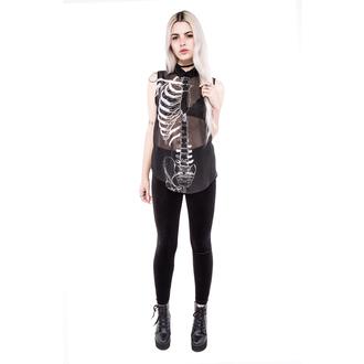 IRON FIST női ing - Wishbone - Black - IFW004217