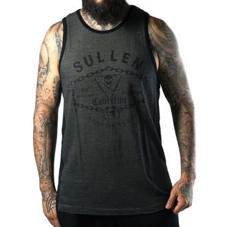 SULLEN férfi trikó - törekvés - Black, SULLEN