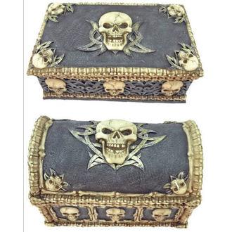 Skull dekorációs doboz szett