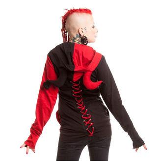 kapucnis pulóver női - Jester - CUPCAKE CULT, CUPCAKE CULT