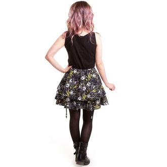 CUPCAKE CULT női ruha - Thunder Skater - Black, CUPCAKE CULT
