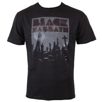 metál póló férfi Black Sabbath - AMPLIFIED - AMPLIFIED, AMPLIFIED, Black Sabbath