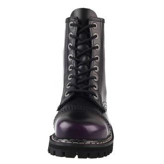 KMM 8 lyukú cipő - Deep Purple, KMM