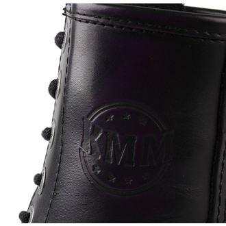 KMM 8 lyukú cipő - Deep Purple
