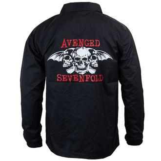 tavaszi/őszi dzseki férfi Avenged Sevenfold - Deadhead - BRAVADO, BRAVADO, Avenged Sevenfold