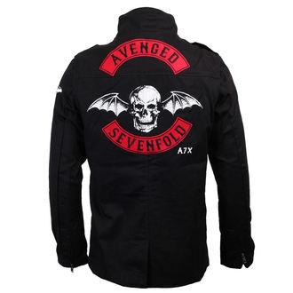 tavaszi/őszi dzseki férfi Avenged Sevenfold - Military - BRAVADO, BRAVADO, Avenged Sevenfold