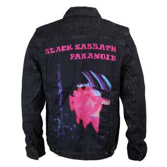 tavaszi/őszi dzseki férfi Black Sabbath - Paranoid - BRAVADO, BRAVADO, Black Sabbath