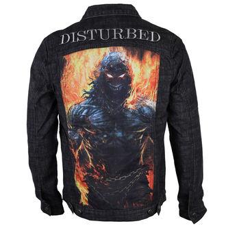 tavaszi/őszi dzseki férfi Disturbed - In Destruct - BRAVADO, BRAVADO, Disturbed