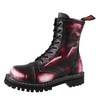 KMM 8 lyukú cipő - Vampire Red, KMM