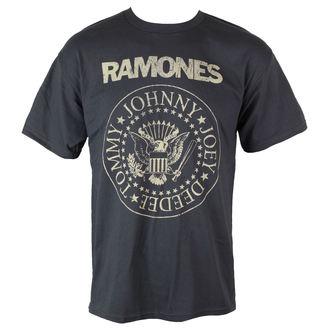metál póló férfi Ramones - Presidential Seal - ROCK OFF - RABO02MC ... a1adb6e631