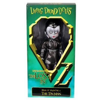 LIVING DEAD DOLLS bábu - Bride Of Valentine As The Tin Man, LIVING DEAD DOLLS