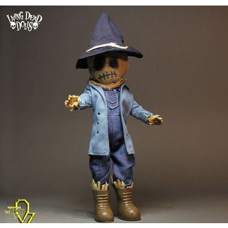 LIVING DEAD DOLLS bábu - Purdy as The Scarecrow, LIVING DEAD DOLLS