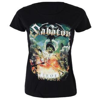 metál póló női Sabaton - Heroes on tour - NUCLEAR BLAST, NUCLEAR BLAST, Sabaton