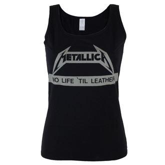 Metallica női trikó - No Life - Black - LIVE NATION, LIVE NATION, Metallica