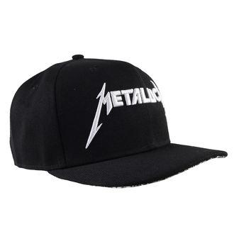 Metallica baseball sapka - Logo - Black - LIVE NATION, NNM, Metallica