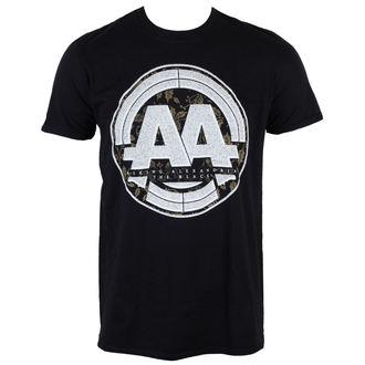 metál póló férfi Asking Alexandria - Album Stamp - LIVE NATION, LIVE NATION, Asking Alexandria