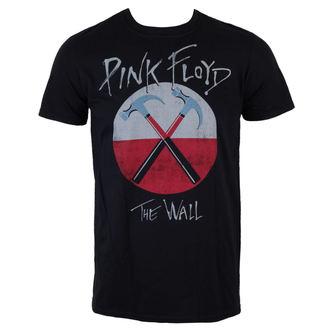 metál póló férfi Pink Floyd - The Wall Logo - LIVE NATION, LIVE NATION, Pink Floyd