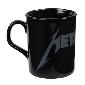 Metallica bögre - Logo - Grey - LIVE NATION, Metallica