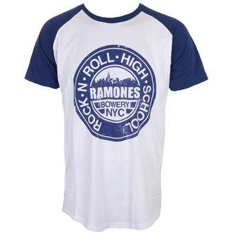metál póló férfi Ramones - Bowery Nyc - ROCK OFF, ROCK OFF, Ramones
