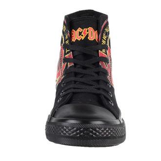 magasszárú cipő női AC-DC - Sneakers - F.B.I., F.B.I., AC-DC