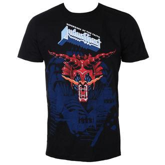 metál póló férfi Judas Priest - Defenders Blue - ROCK OFF, ROCK OFF, Judas Priest