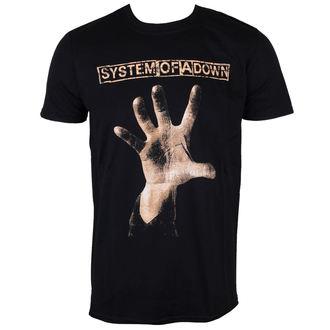 metál póló férfi System of a Down - Hand - ROCK OFF - SOADTS05MB