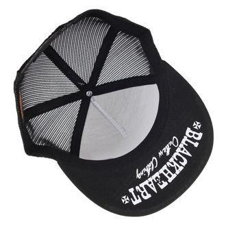 BLACK HEART baseball sapka - Loud And Fast - BLK