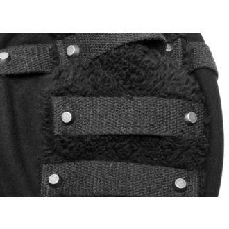 kapucnis pulóver férfi - Nux - PUNK RAVE