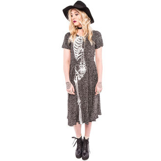 IRON FIST női ruha - Death Lehelet - Black - IFW004319
