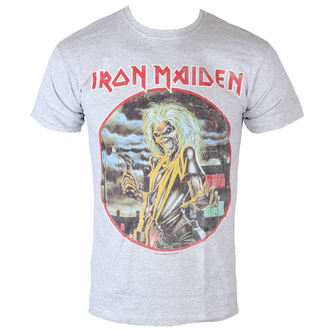 metál póló férfi Iron Maiden - Killers - ROCK OFF, ROCK OFF, Iron Maiden