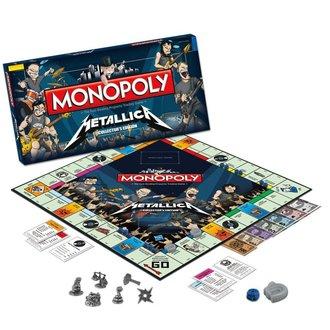 Metallica játék - Rock Band monopólium, Metallica