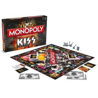 KISS játék - Rock Band monopólium, Kiss