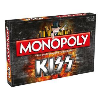 KISS játék - Rock Band monopólium