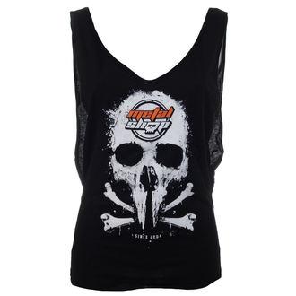 Metalshop női trikó - Black, METALSHOP