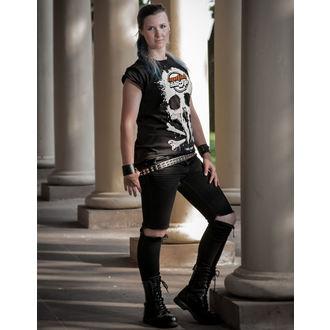 metál póló női - Black - METALSHOP, METALSHOP