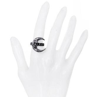 Restyle gyűrű - Skull Moon Silver, RESTYLE