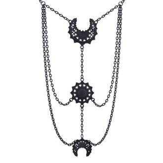 Restyle nyaklánc - Oriental Moon Fázisok Black, RESTYLE