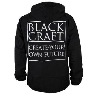 tavaszi/őszi dzseki férfi - Create Your Own Future Windbreaker - BLACK CRAFT, BLACK CRAFT