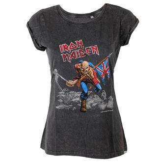 metál póló női Iron Maiden - - ROCK OFF, ROCK OFF, Iron Maiden