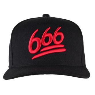 BLACK CRAFT baseball sapka - Keep It 666, BLACK CRAFT