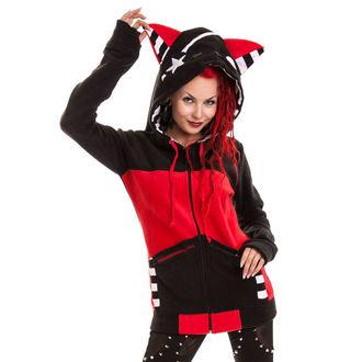 kapucnis pulóver női - Star Kitty - BYE BYE KITTY, BYE BYE KITTY