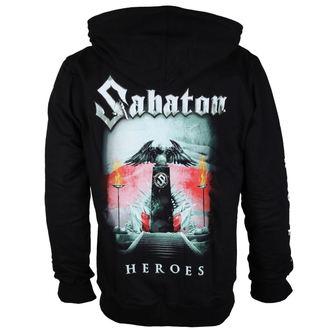 kapucnis pulóver férfi Sabaton - Heroes Poland - CARTON, CARTON, Sabaton