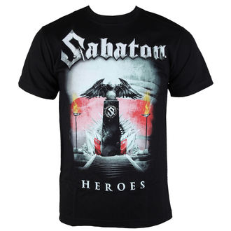metál póló férfi Sabaton - Heroes Poland - CARTON